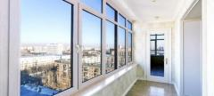 Окна.Остекление балконов.