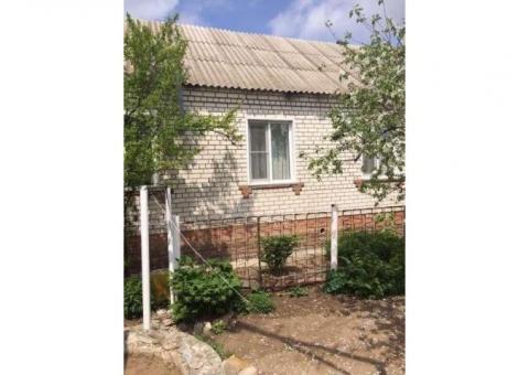 Кирпичный дом во Фролово.70 кв. м.